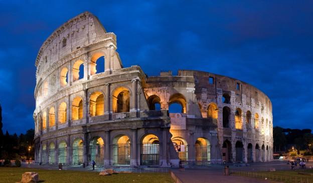 Roma, capitale d'Italia