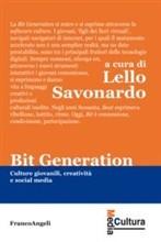 Cover del libro Bit Generation di Lello Savonardo