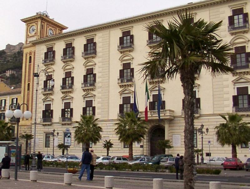 Palazzo Sant'Agostino sede della Provincia di Salerno