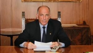 Augusto Rollandin - Presidente Regione Valle D'Aosta