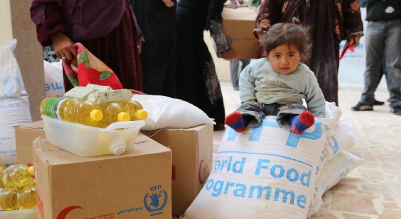 WFP: La Siria entra nel quarto anno di conflitto