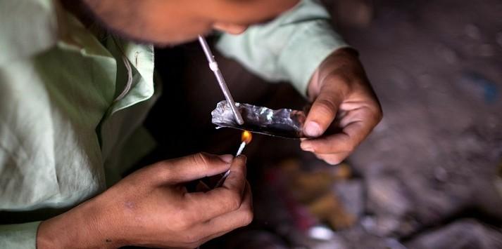 Allarme droga tra giovani