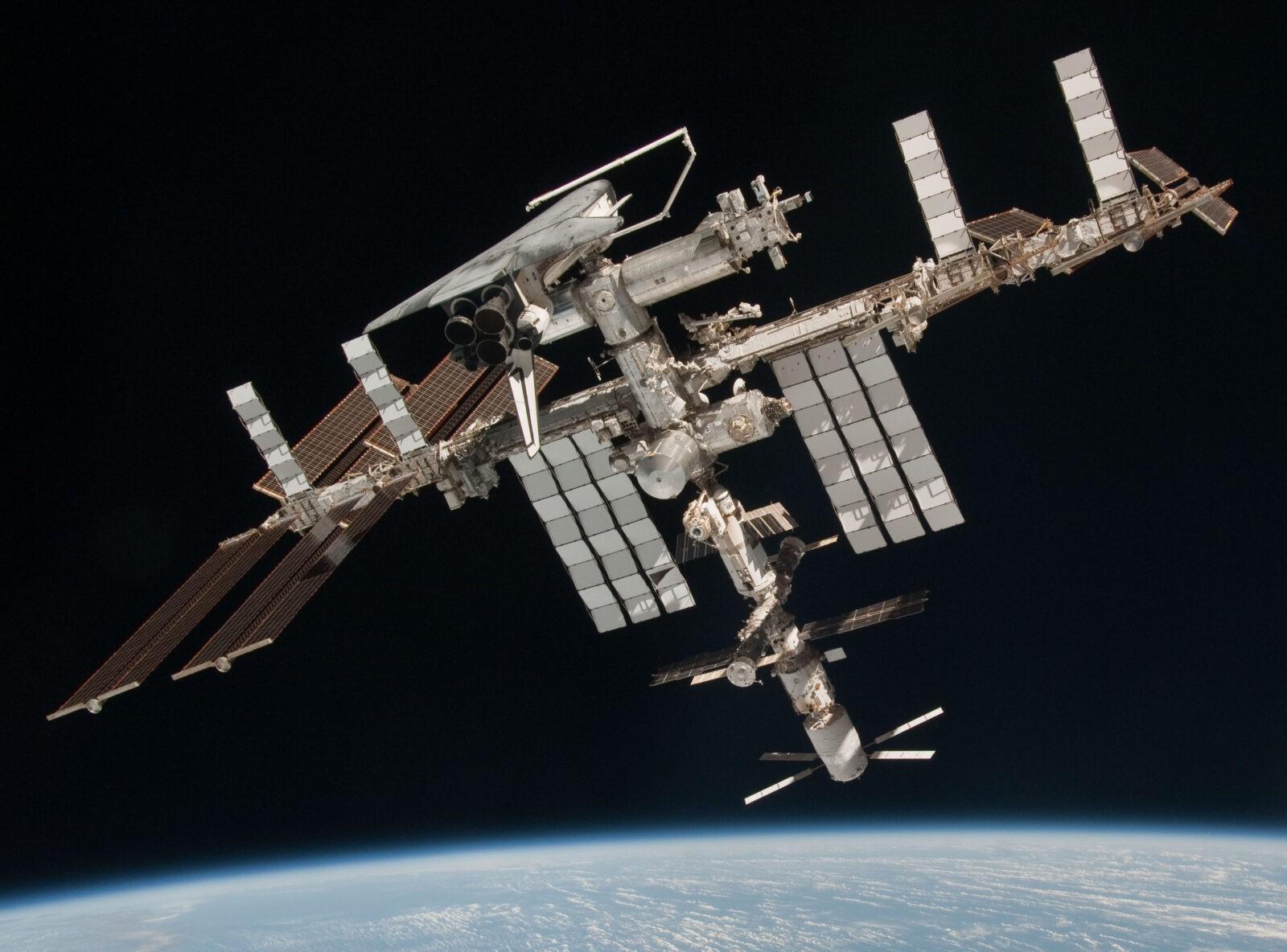 ISS- Stazione Spaziale Internazionale