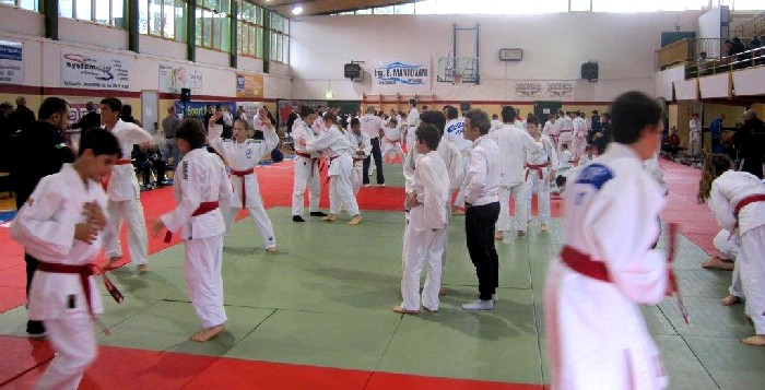 2° Circuito Veneto Judo Andrea Rossato