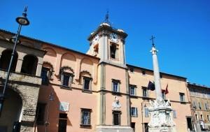 Palazzo Comunale Tarquinia