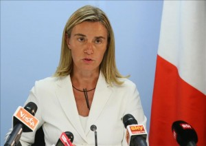 Federica Mogherini - Ministro degli Esteri italiano