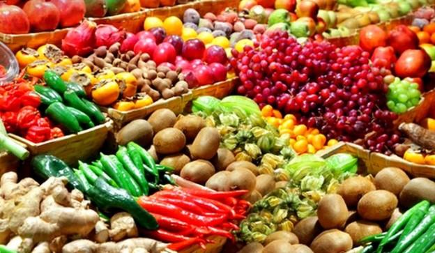 frutta e ortaggi biologici