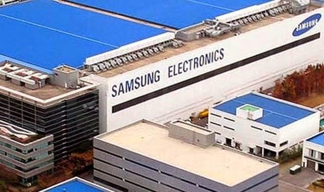 Samsung stabilimento