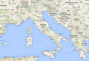 Terremoto oggi in Italia