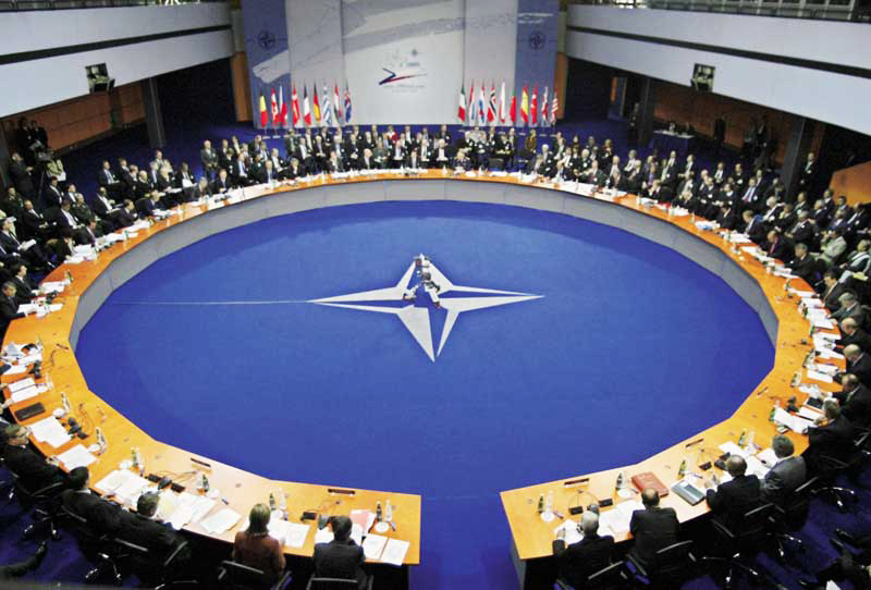 Nato - Organizzazione del Trattato dell'Atlantico del Nord