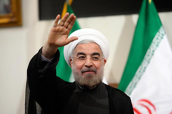 Hassan Rohani presidente Iran