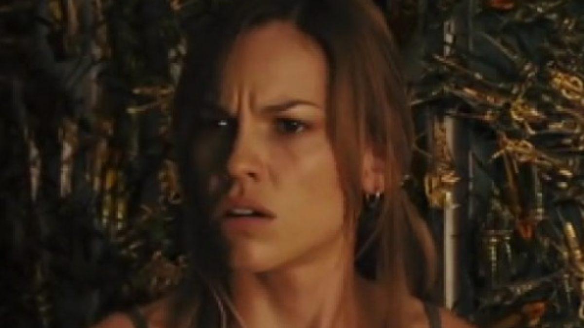 Film I segni del male su Mediaset Italia 2 stasera 8 settembre 2014 con  Hilary Swank - Italia News Ultime notizie