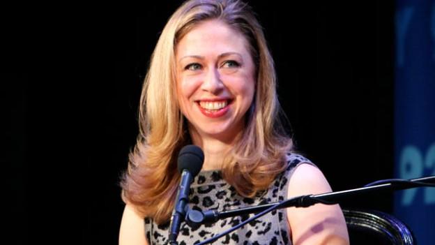 Chelsea Clinton mamma