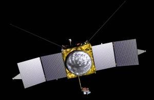 Sonda Maven lanciata in orbita su Marte