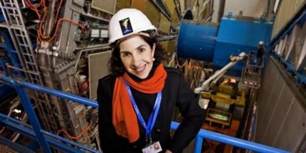 Fabiola Gianotti nuovo direttore del CERN di Ginevra