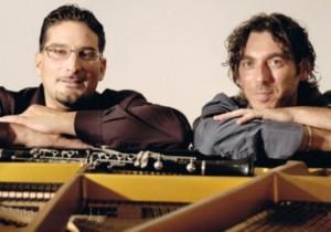 Il duo Brunori-Elisei