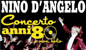 Nino d'Angelo in concerto