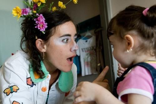 Un sorriso per i bambini in ospedale