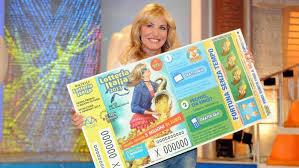 lotteria italia e Antonella Clerici