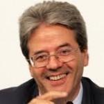 Paolo Gentiloni, ministro della difesa