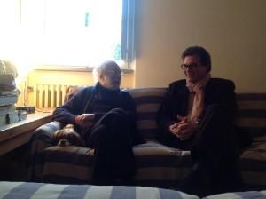 Luca Ronconi e William Graziosi