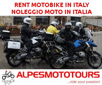 Noleggio BMW moto