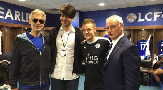 bocelli Leicester