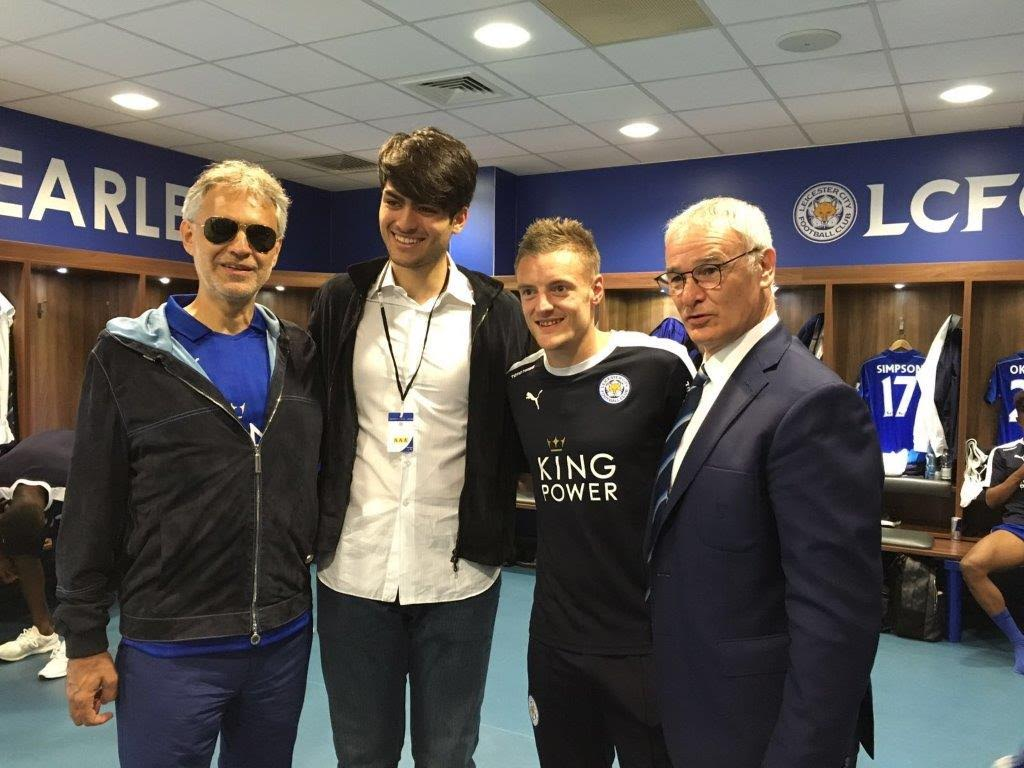 bocelli Leicester