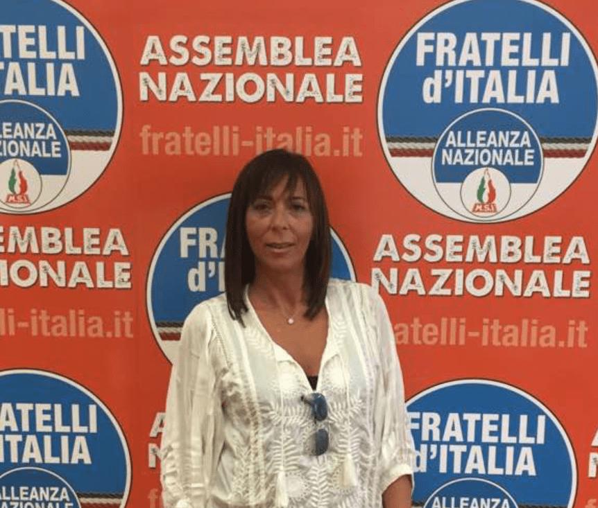 Imma Vietri, coordinatore del Dipartimento Tutela delle Vittime di Fdi-An della Campania