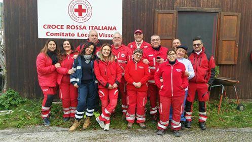 Croce Rossa Italiana Visso