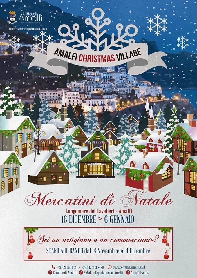 Amalfi Christmas Village