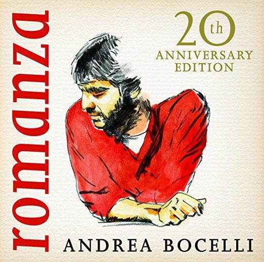 Andrea Bocelli, Romanza album 20mo anniversario