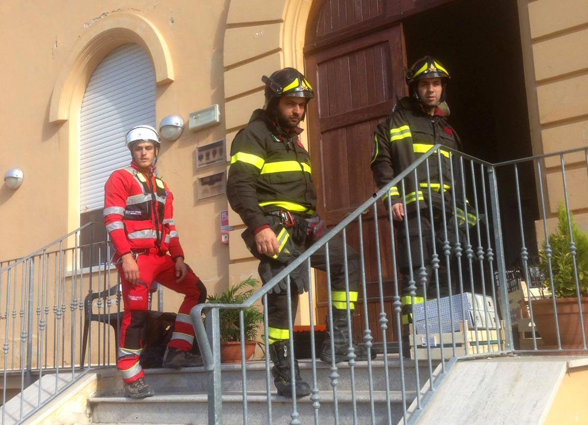 Volontari Croce Rossa Italiana Roseto