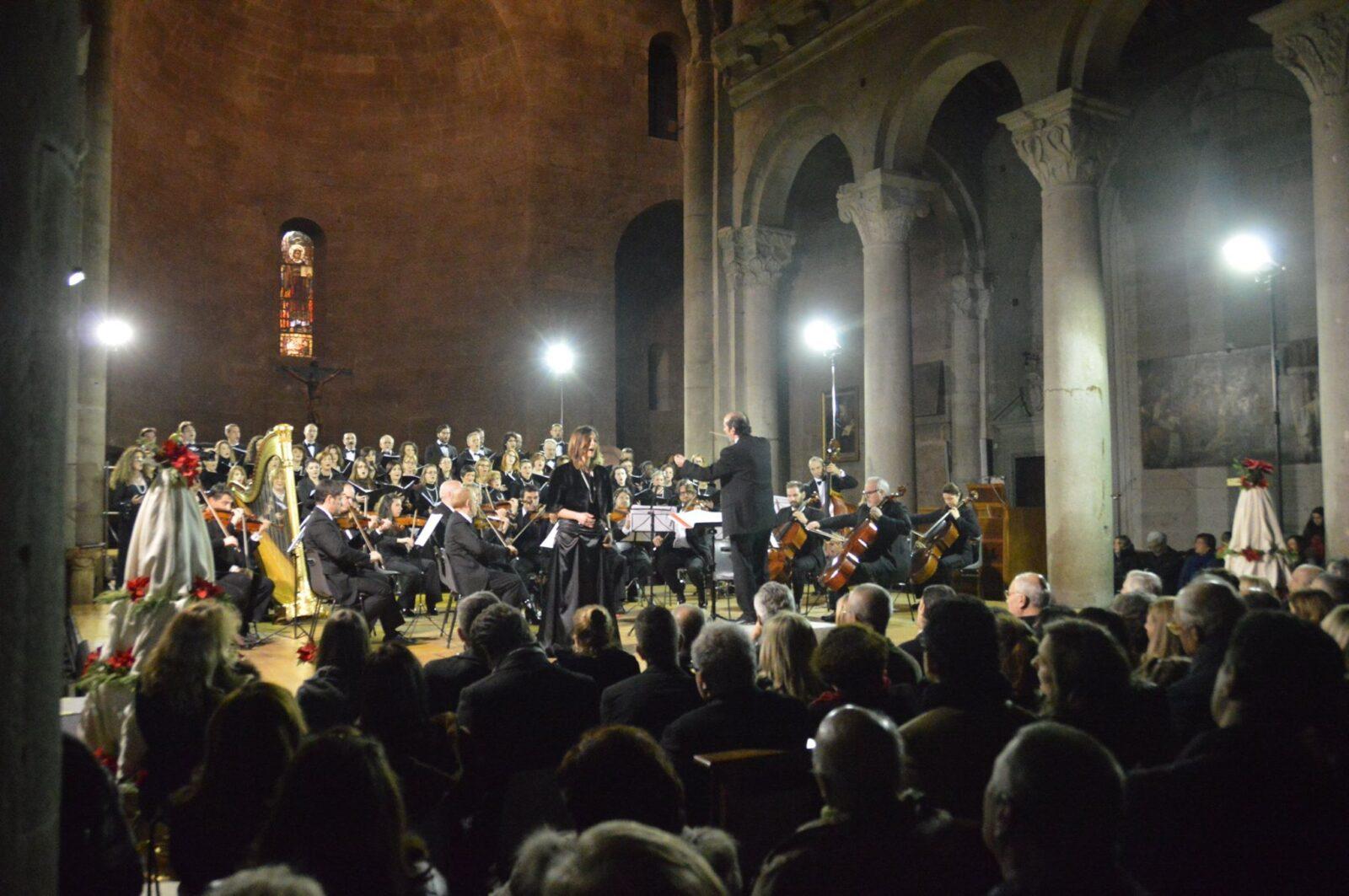 Concerto di Natale nella Cattedrale di Viterbo