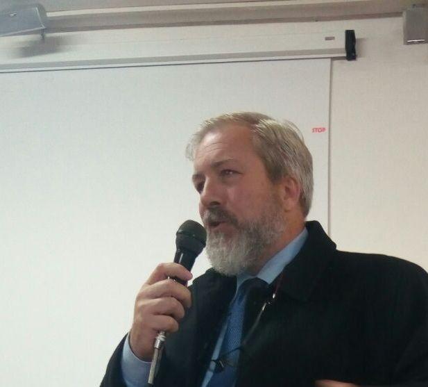 Elvio Vulcano Segretario Provinciale di Latina del Movimento dei Poliziotti Democratici e Riformisti