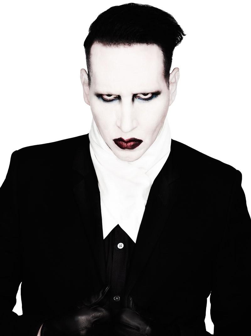 Marilyn Manson a Roma il 25 luglio 2017 | Italia News ...