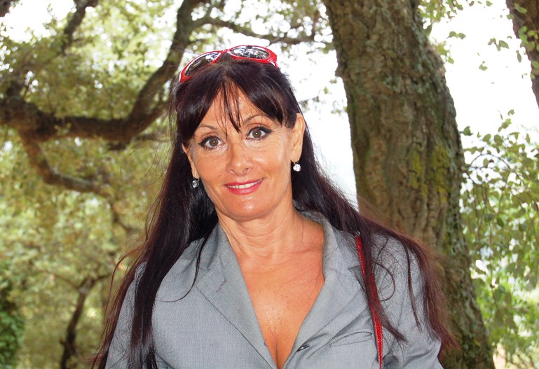 L' assessore Maria Elisa Valeri - Tarquinia