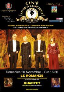 le-romanze-e-quartet