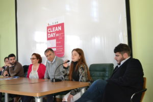 Presentazione Clean Day a Cava de Tirreni