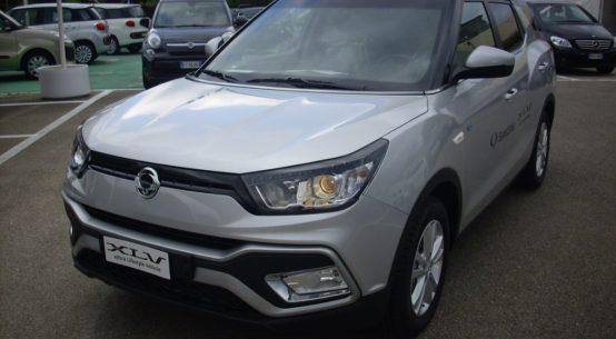 Ssangyong XLV