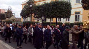 Processione Patronale S. Giovanni Evangelista - Mariglianella 27.12.2016