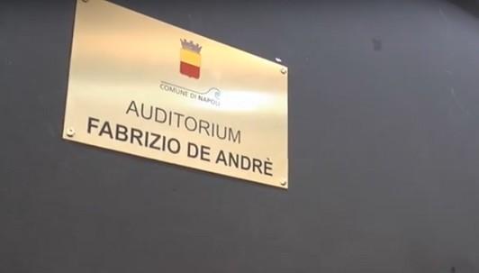 Auditorium Fabrizio De Andrè Scampia