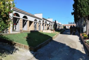 Cimitero San Lorenzo, Tarquinia