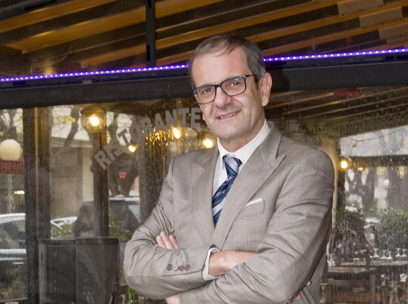 Massimiliano Pisani, presidente di Confartigianato Commercio Pescara