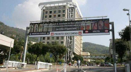 Ospedale Ruggi Salerno