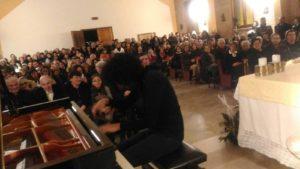 Giovanni Allevi a Natale suona per i marchigiani