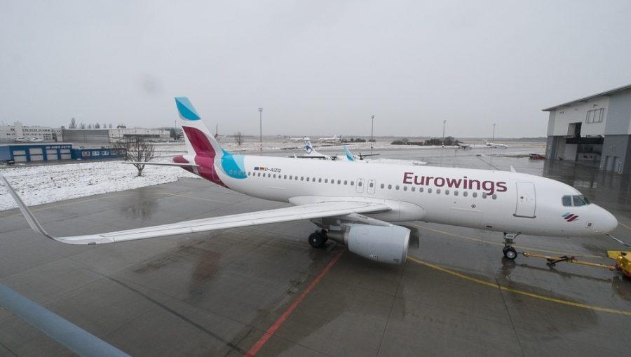 A320 Eurowings
