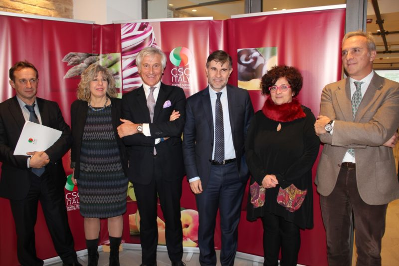 Conferenza stampa CSO Italy 13-1-2017