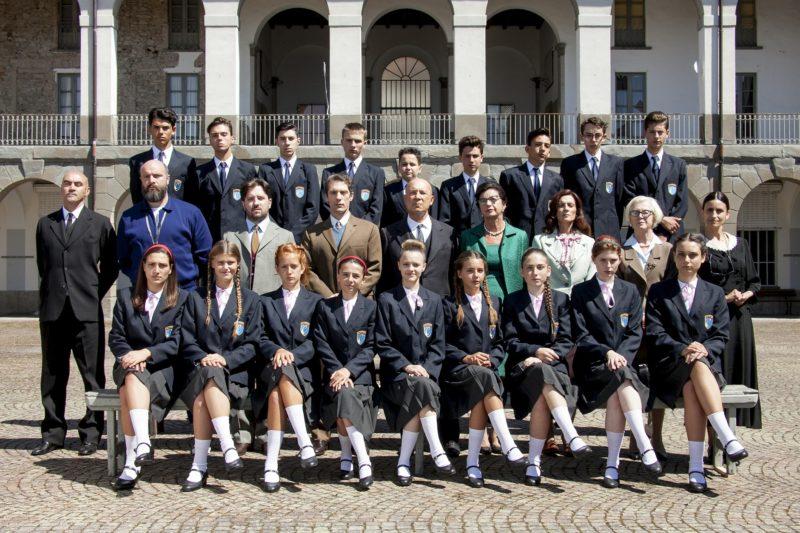 Il Collegio foto di gruppo