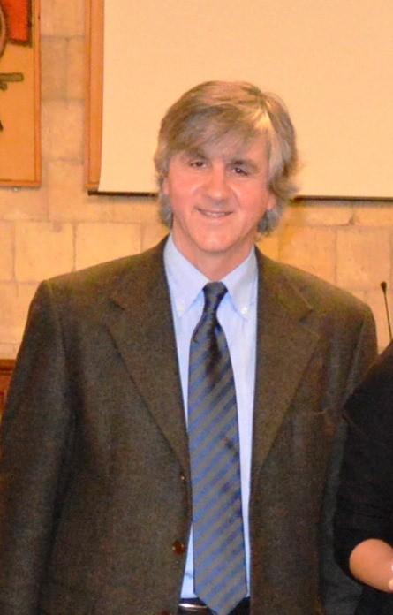 L'assessore Sandro Celli - Tarquinia